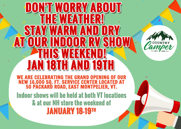 Indoor RV Show