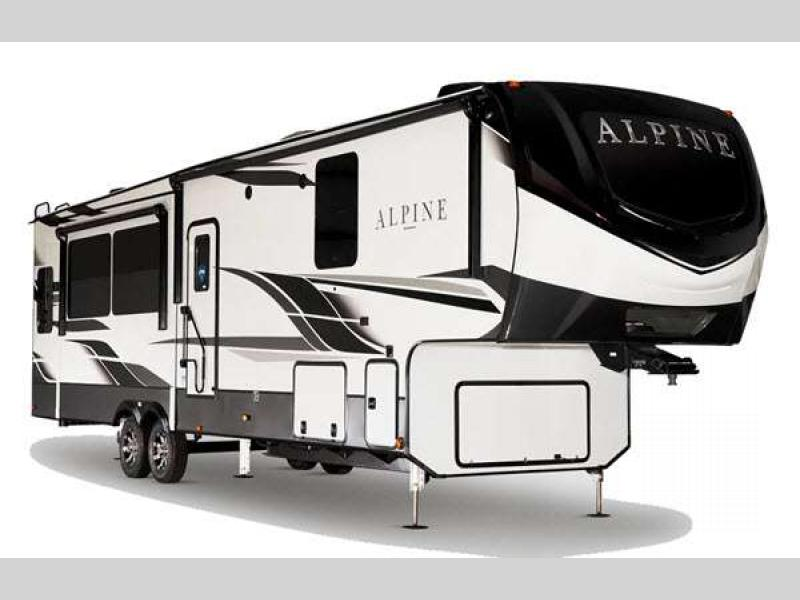 Alpine Fifth Wheel Review